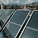 Solaranlage für Wasser effektiv selbst bauen